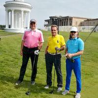 IX этап - Целеево гольф и поло клуб